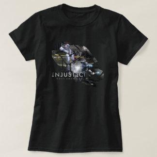 Screenshot: Cyborg vs Nightwing 3 Tee Shirt