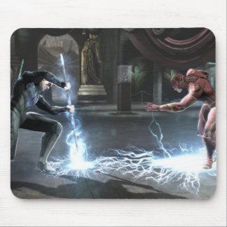 Screenshot: Nightwing vs pråligt Mus Matta