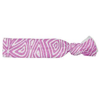 Scribbleprint mönster hårband