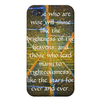 Scriptureiphone case iPhone 4 hud