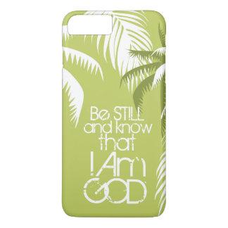 Scripturen är stillbilden och vet palmträd för