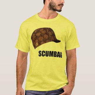 Scumbag Steve hatt Meme T-shirt