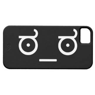 Se av Disapproval. iPhone 5 Case-Mate Fodral