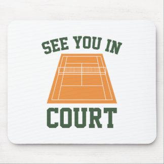 Se dig i domstol musmatta
