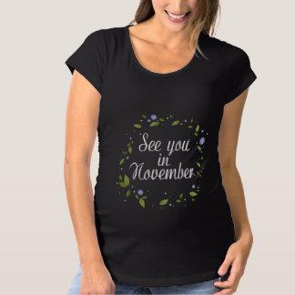 Se dig i November T-shirt
