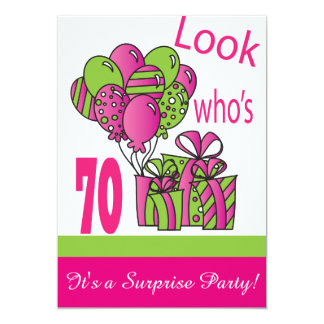 Se vem är 70% pipe% den 70th födelsedagen 12,7 x 17,8 cm inbjudningskort