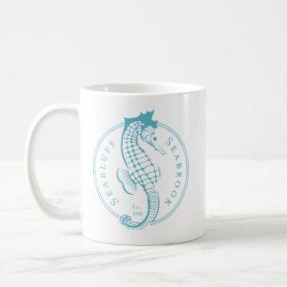 Seabluff logotypmugg kaffemugg