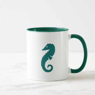 Seahorse Mugg