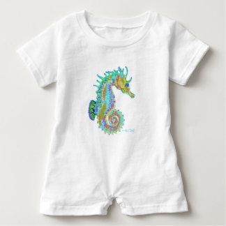 SeahorseRomper T Shirt