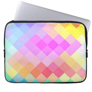 Seamless mönster 2 för multifärgadsparre laptop fodral