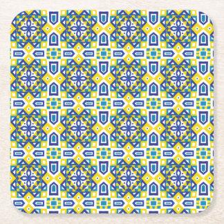 Seamless mönster 3 för geometrisk marockansk underlägg papper kvadrat