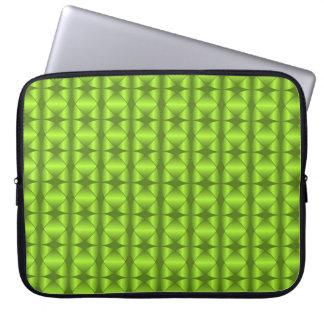 Seamless retro mönster för laptop sleeve