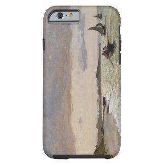 Seashoren på Sainte-Adresse, 1864 Tough iPhone 6 Fodral