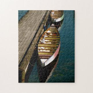 Seattle fartygpussel pussel