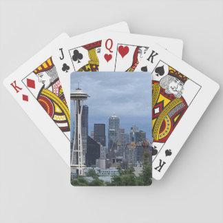Seattle horisont spelkort