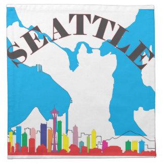 Seattle Tygservett