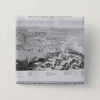 Sebastopol från fort Constantin Standard Kanpp Fyrkantig 5.1 Cm