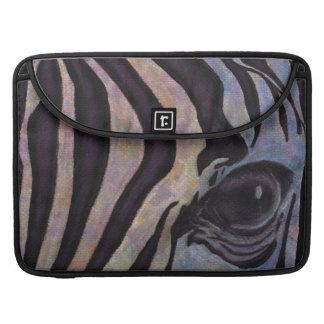SebraMacbook Pro sleeve (Lori Corbett) Sleeves För MacBook Pro