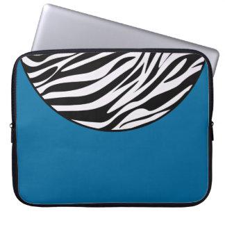 Sebran flår laptop sleeve laptopfodral