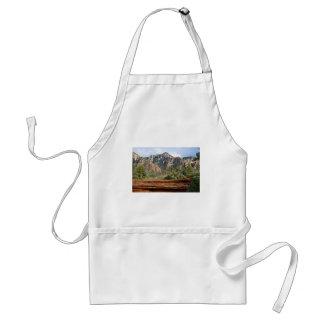 Sedona bergslingor förkläde