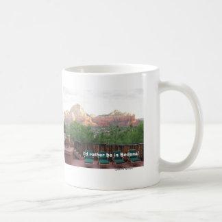 Sedona morgnar kaffemugg