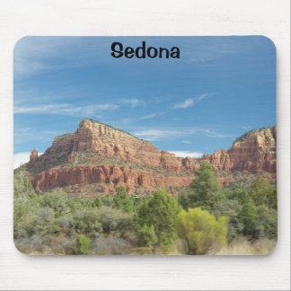 Sedona röda stenar musmatta