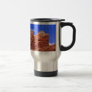 Sedonas travel mug för kaffe för himmel för resemugg