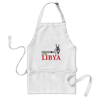 Seger & frihet för Libyen Förkläde