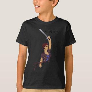 seger joan av bågen med seger t-shirt