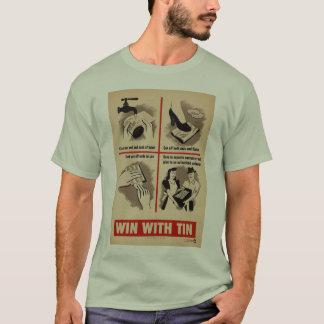 Seger med Tint-skjortan T-shirts