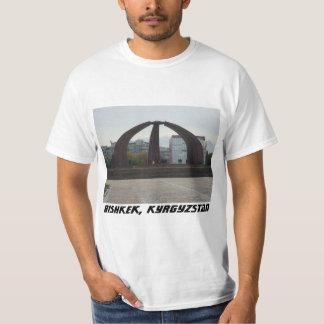 Segern kvadrerar - Bishkek, Kirgizistan T Shirt