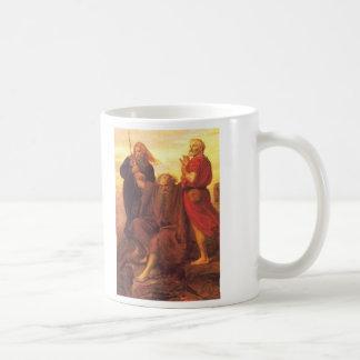 Segernolla-Lord av John Everett Millais Kaffemugg