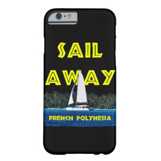 Segla Away Bora Bora Barely There iPhone 6 Skal