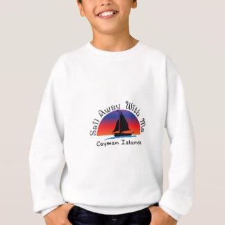 Segla bort med mig Cayman Islands. T Shirts