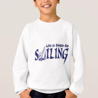 segla bort tröja
