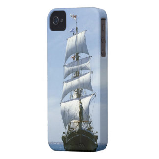Segla frakten iPhone 4 Case-Mate skal