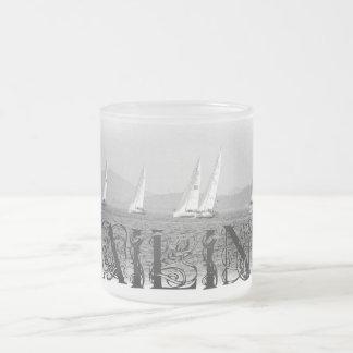 Segla Frostad Glas Mugg