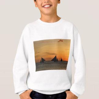 Segla: Känselförnimmelse wind.en Tee Shirt