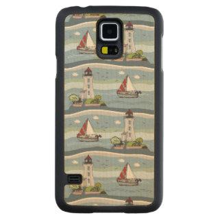 Segla Maple Galaxy S5 Case