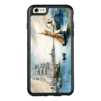 Segla original- konstmålning för frakt OtterBox iPhone 6/6s plus skal