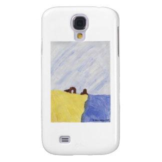 Segla utmed kusten Along designer Galaxy S4 Fodral