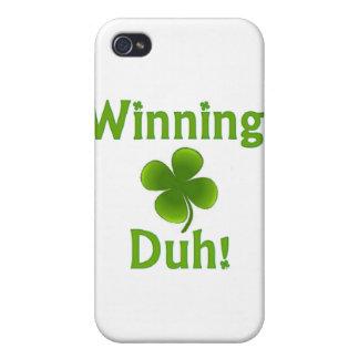 Segra den Charlie Sheen St Patrick dagen iPhone 4 Skydd