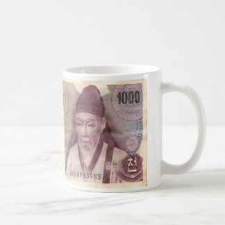 Segrad korean 1000 kaffemugg