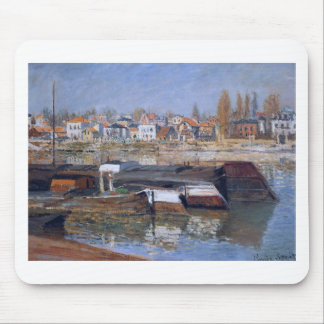 Seine på Asnieres vid Claude Monet Musmatta