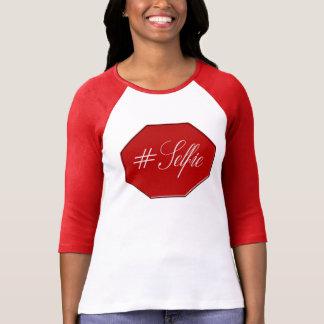 #Selfie 2 - Kvinna Bella 3/4 sleeve T Shirts