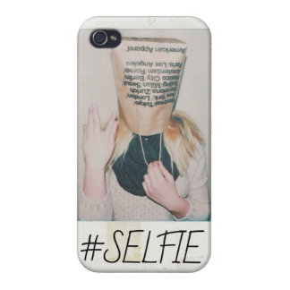 Selfie iPhone 4 Fodraler