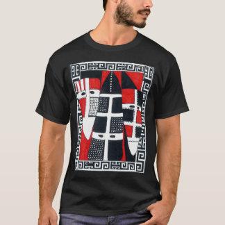 Selknam 02 manar skjorta för T Tröjor