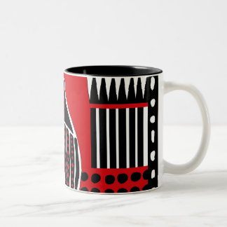 Selknam kaffemugg
