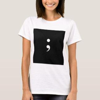 Semikolon T-shirts