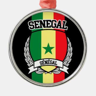 Senegal Julgransprydnad Metall
